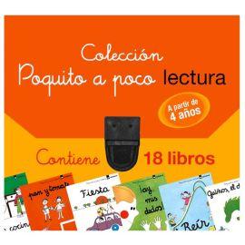 COLECCION POQUITO A POCO - 18 TITULOS